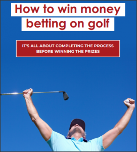How to Win Money Betting on Golf